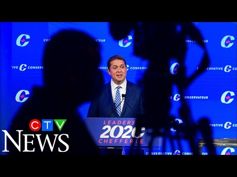 'This has been such an honour': Andrew Scheer's final speech as outgoing Conservative leader