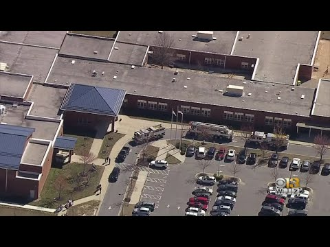 Fire Reports Evacuate Kent Island Elementary School