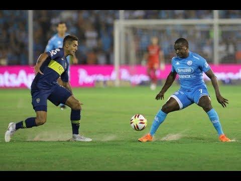 Fecha 18: resumen de Belgrano - Boca