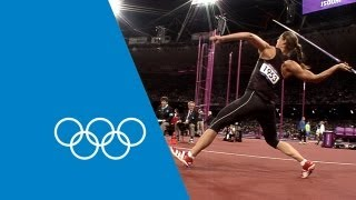 The Javelin Factory | Faster Higher Stronger
