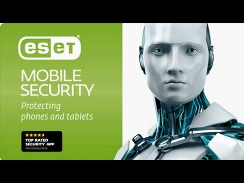 ESET Mobile Security (AntiVirus) Key 2017 v3.6.33.0