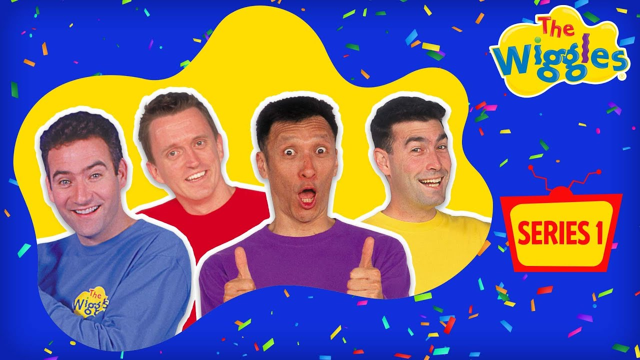 Download OG Wiggles TV 📺 Series 1 Episode 1: Anthony's Friend   Kids Songs & TV   20 minutes