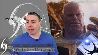 Halcyon Blink - Avengers: Infinity War