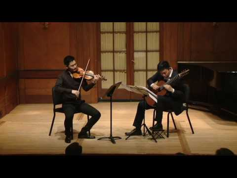 Victor li and Xiaobo Pu: Bordel 1900 and Cafe 1930 by Astor Piazzolla