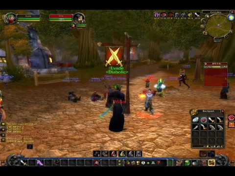 World of warcraft warlock twink info