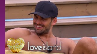 Adam Criticises Rosie... to Her Best Mate | Love Island 2018