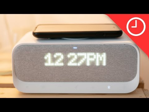 Anker Soundcore Wakey Review: The Swiss army knife of alarm clocks