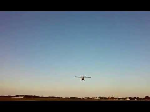 LY-UAP landing at EYKS