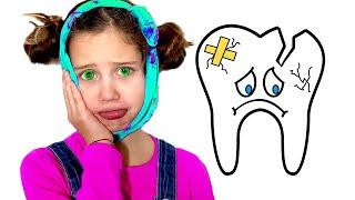 Песенка про Дантиста | Песенка про стоматолога