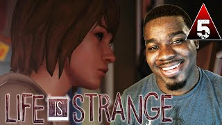 Life is Strange Episode 4 Dark Room Gameplay Walkthrough Part 5 Sherlock Max - Lets play