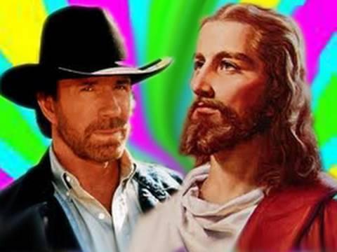 Chuck Norris Witz Jesus