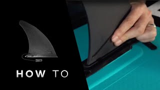 AeroBOTE: How to Install a Fin