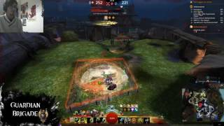 Druid Bunker in PvP Guild Wars 2 | Avarage match in Platinum | Season 5
