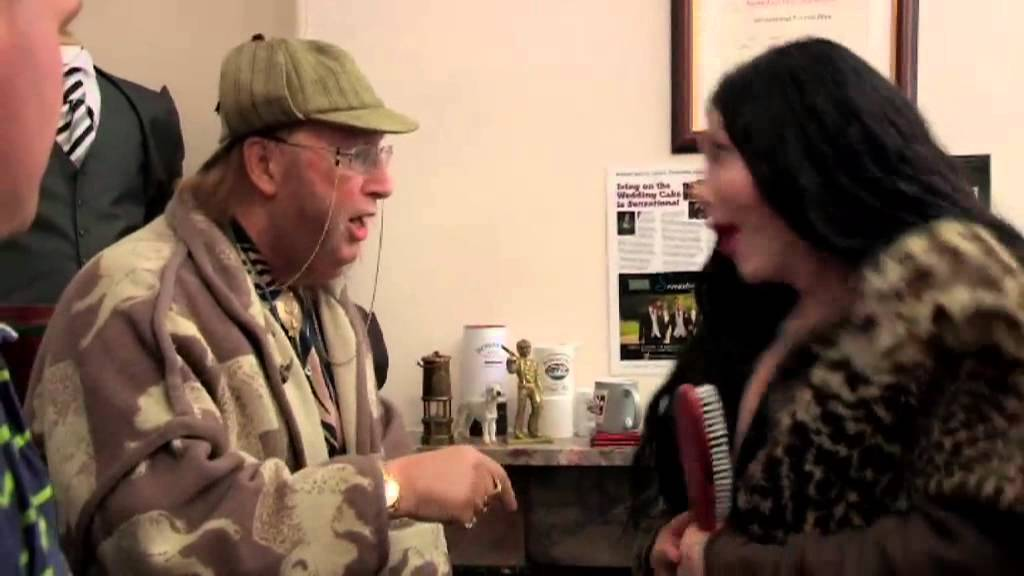 Celebrity Wedding Planner Pete Burns and John McCririck Trailer
