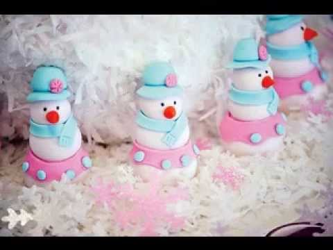 Easy Diy Winter Baby Shower Decorating Ideas Youtube