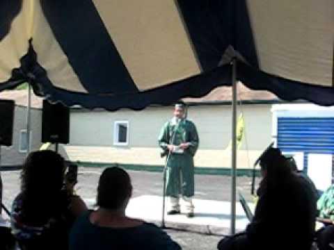 samson demand delivers his graduation speech at summit academy akron middle school part 2