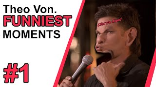 Theo Von Funniest Moments #1 (2019)