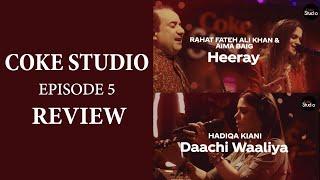 Coke Studio | Season 12 | Episode 5 | Review |
