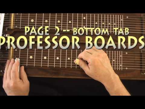 lap steel lesson dvd - bye bye black bird - classic tune for sale