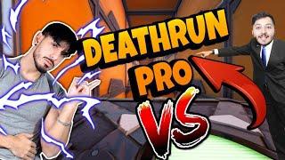50 EURO DEATHRUN battle gegen den PRO DEATHRUNNER!?  mit @Embekay