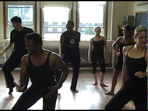 Sean McLeod - Musical Theater @ the New York Dance Festival