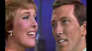 Julie Andrews and Andy Williams