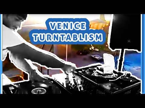 Venice Beach dj Hymn