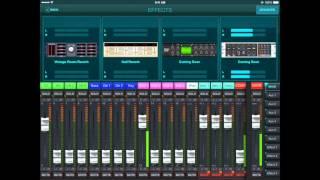 MIDAS + BEHRINGER X-AIR XR18 MR18: iPad Channel Overview (Pt.1)