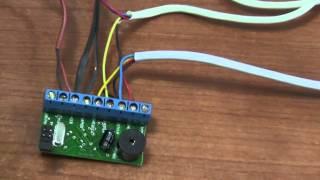Схема подключения контроллера Z-5R(Как подключить блок питания, замок, кнопку и считыватель к контроллеру Z-5R. Купить оборудование СКД http://mirvideo2..., 2013-07-22T03:37:09.000Z)