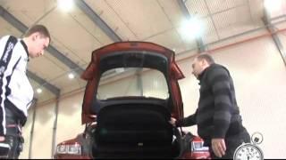 Peugeot RCZ в программе
