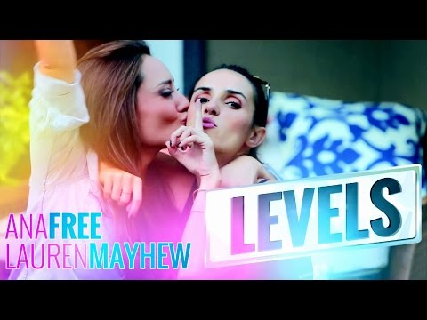 Lauren Mayhew & Ana Free: LEVELS COVER By Nick Jonas! Prod by AJ Afterparty