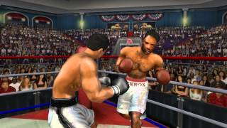 Dolphin Emulator 4.0-2773 | Knockout Kings 2003 [1080p HD] | Nintendo GameCube