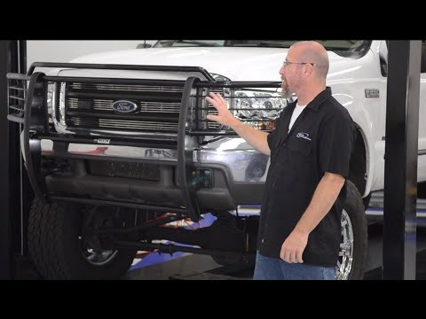 Grille Guards - Presented by Andy's Auto Sport