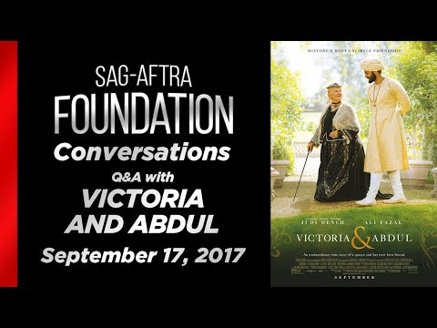 Conversations with the Cast of VICTORIA AND ABDUL