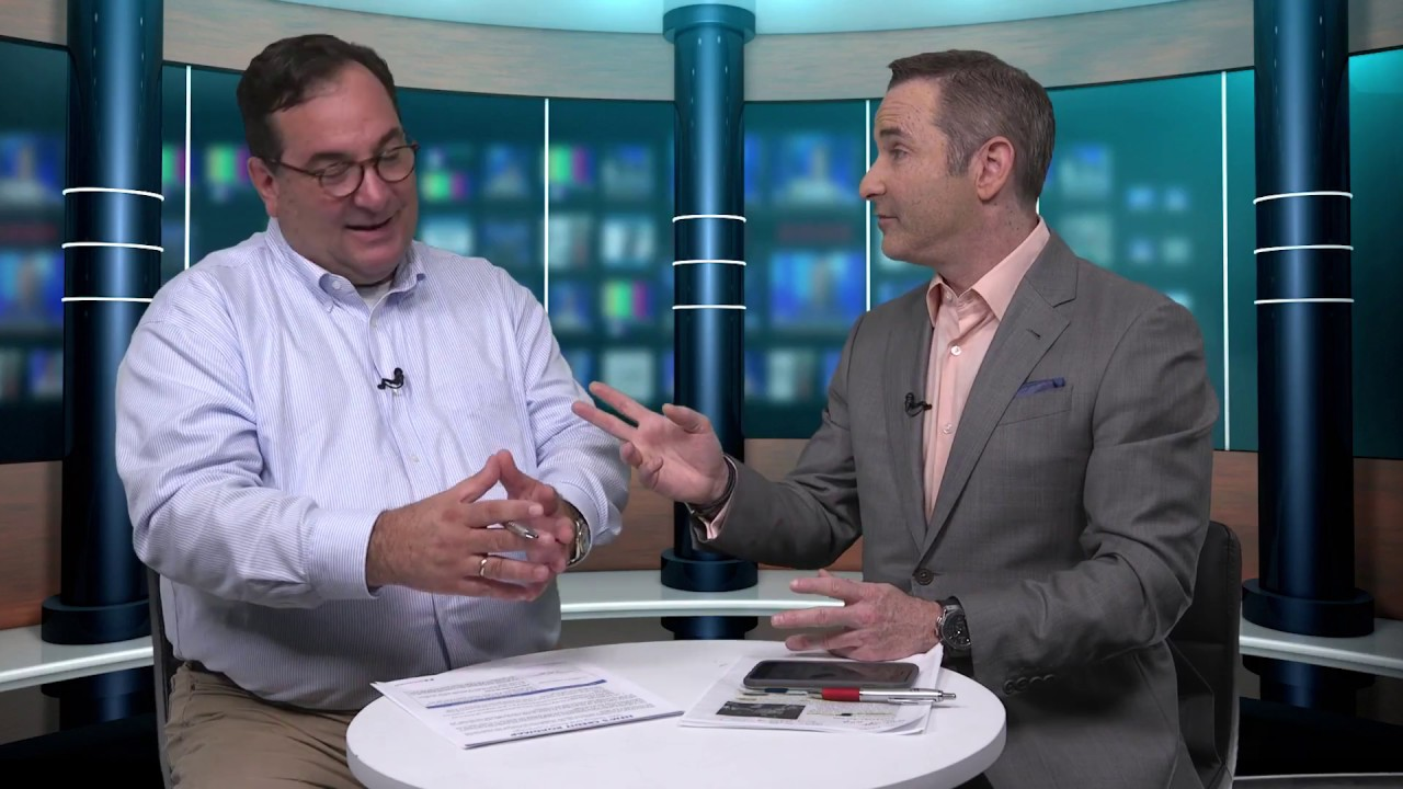 Tech Central- A Special Edition of NFM TV with Christos Bettios, CIO - Credit Road Map