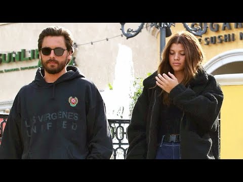 kendall jenner and scott disick dating