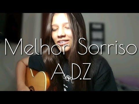 Melhor sorriso - ADZ  Beatriz Marques cover