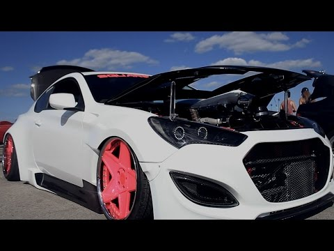 IMPORT FACE OFF 2016 | CAR SHOW | TULSA OK