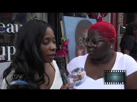 Family and Community Remembers Eric Garner