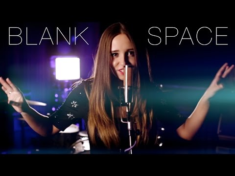 Blank Space - Taylor Swift | Ali Brustofski Cover (Music Video)