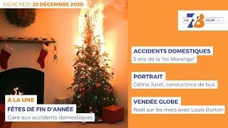 7/8 Le Journal. Edition du 23 décembre 2020