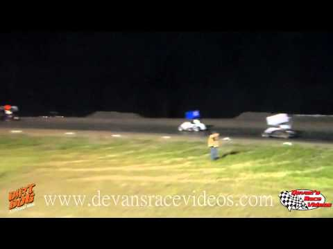 May 3, 2014 | 270 Micro Sprint A-Main | I-76 Speedway