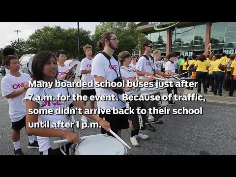 VIDEO:  DeKalb County School District Convocation