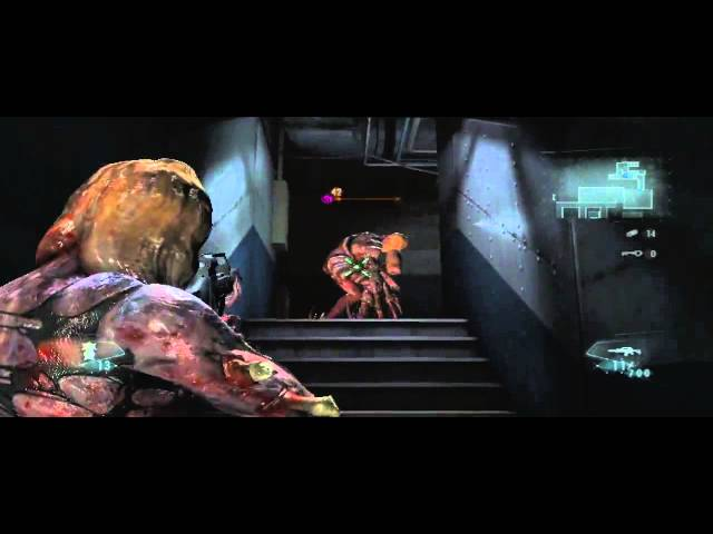 Resident Evil Revelations Modo Asalto - Nivel 8 parte2