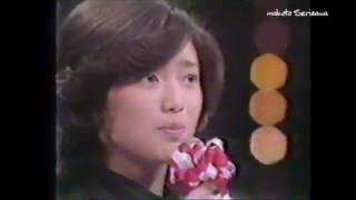 昭和歌謡が元気だった時代・・。今回、倉田まり子さんは出てきません..。^^;