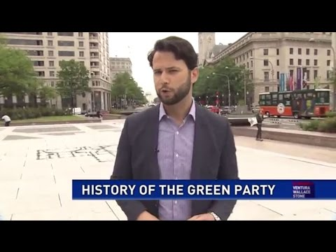 Meet the Green Party, America's grassroots left-wing political party