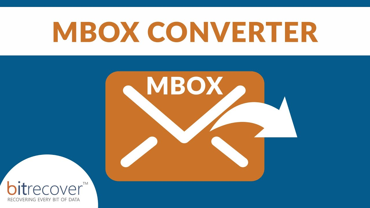 MBOX Converter Tool for Exporting MBOX Files in 10+ Formats