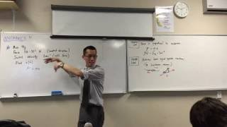 Mechanics (3 of 7: Representing Physical Motion in mathematical terms)
