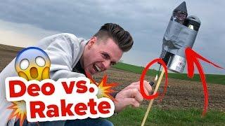 EXPERIMENT DEO vs. RAKETE ! - MEGA EXPLOSION 💥     Flowest