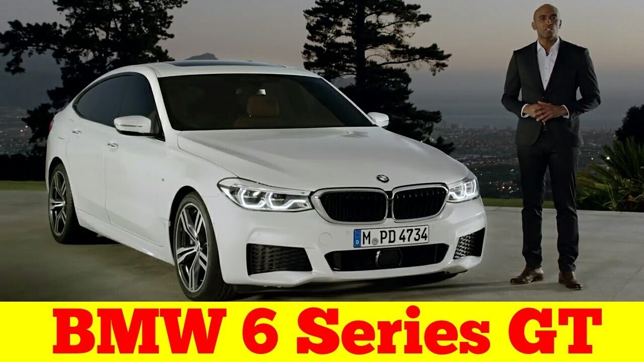 hight resolution of new bmw 6 series gt features interior exterior design